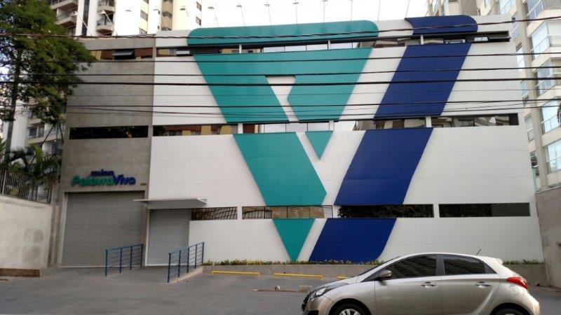 Acm revestimento fachada