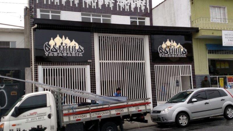 Placas de acm para fachadas preço